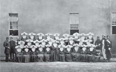 History Of The Sisters Of Charity